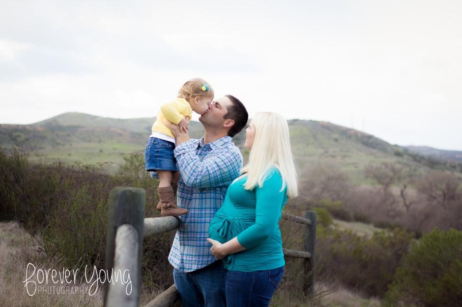 The DePrizio Family | Maternity Portraits | Mission Trails-11