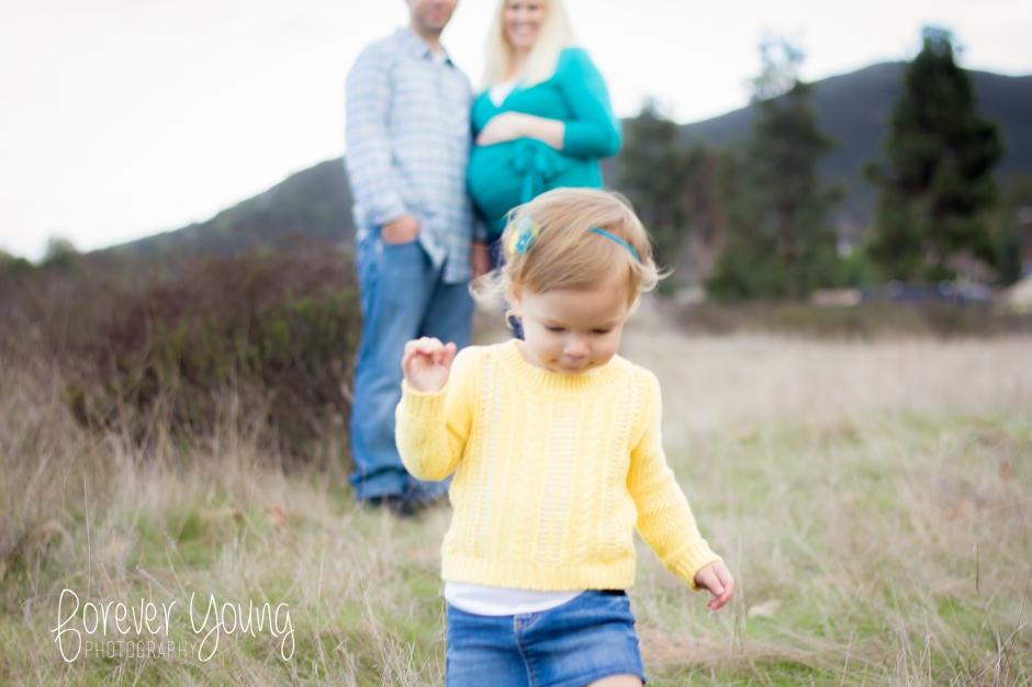 The DePrizio Family | Maternity Portraits | Mission Trails-12