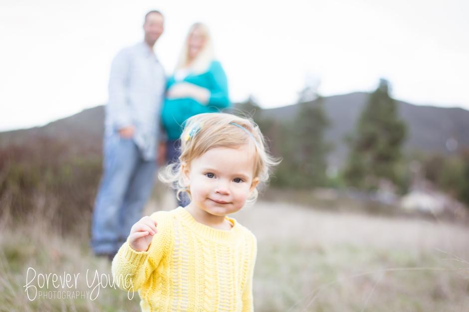 The DePrizio Family | Maternity Portraits | Mission Trails-13