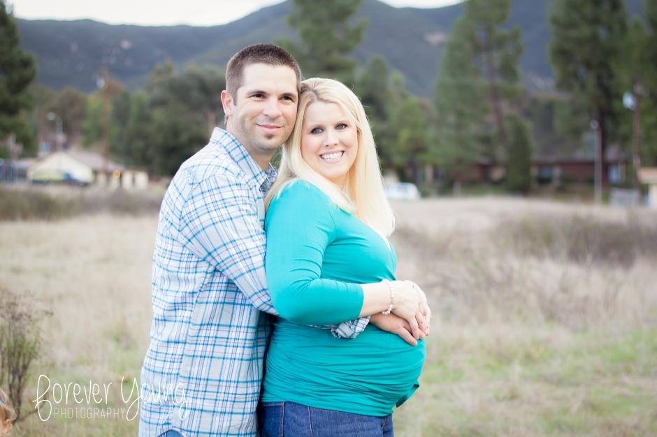 The DePrizio Family | Maternity Portraits | Mission Trails-15
