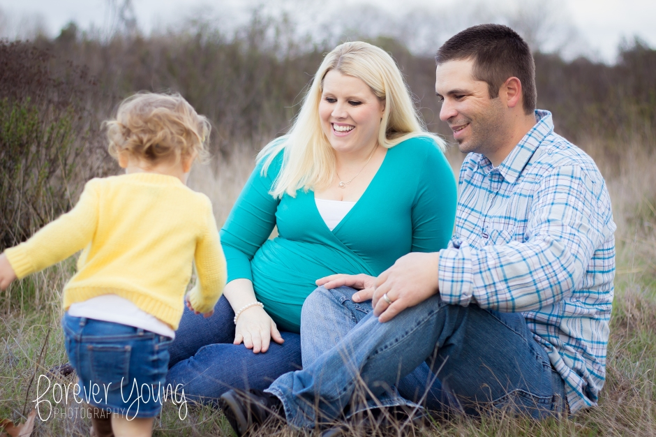 The DePrizio Family | Maternity Portraits | Mission Trails-18