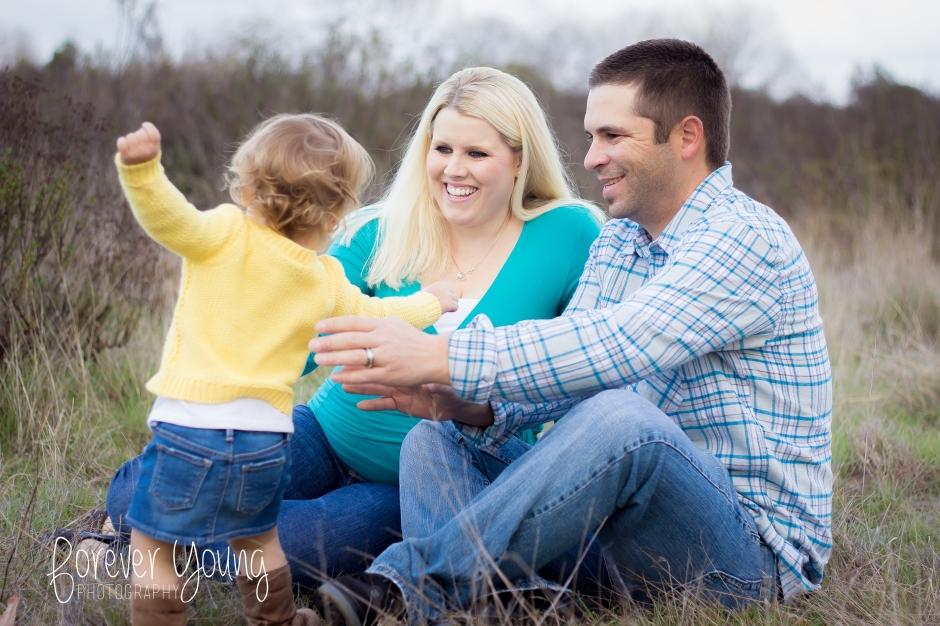 The DePrizio Family | Maternity Portraits | Mission Trails-19