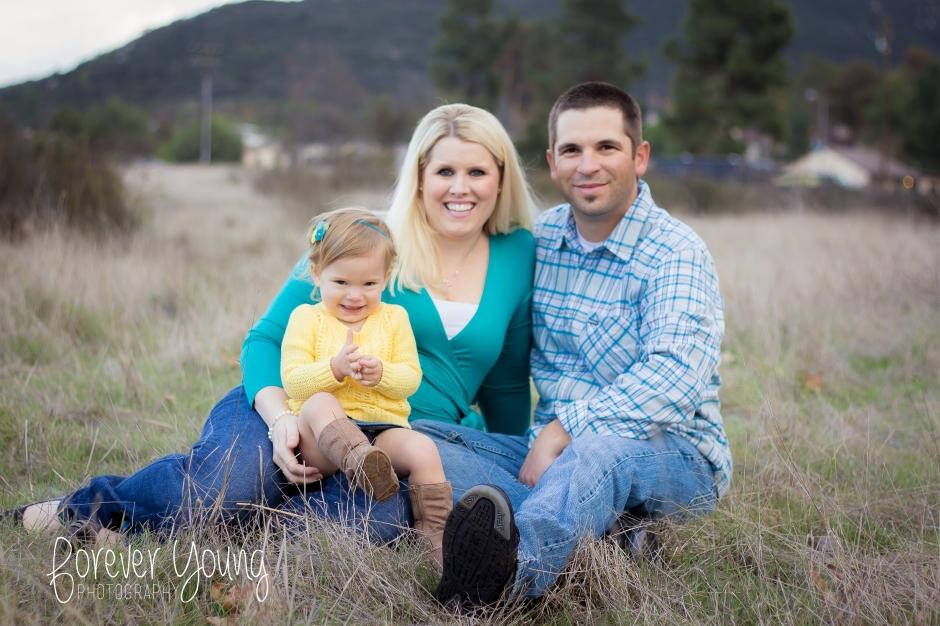 The DePrizio Family | Maternity Portraits | Mission Trails-21