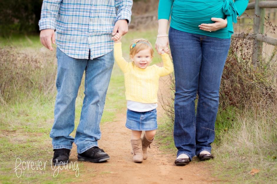 The DePrizio Family | Maternity Portraits | Mission Trails-4