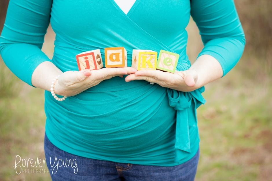 The DePrizio Family | Maternity Portraits | Mission Trails-5