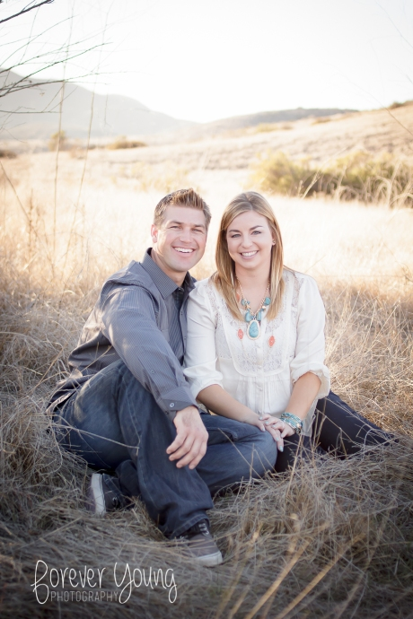 Engagement Portraits | Mission Trails | Santee, CA-11