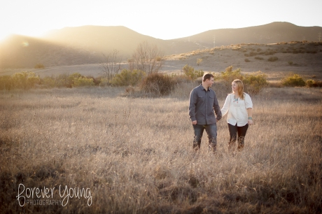 Engagement Portraits | Mission Trails | Santee, CA-25