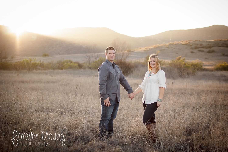 Engagement Portraits | Mission Trails | Santee, CA-27