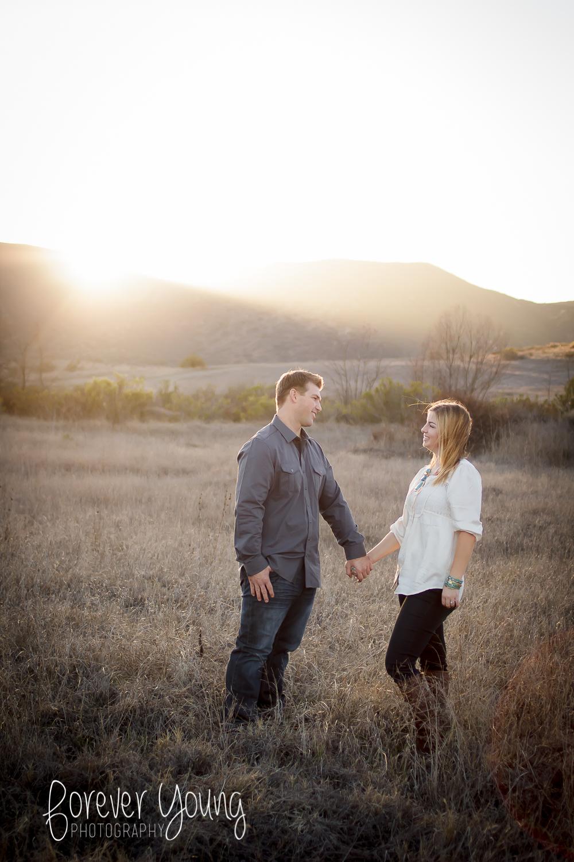Engagement Portraits | Mission Trails | Santee, CA-28