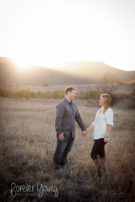 Engagement Portraits | Mission Trails | Santee, CA-28
