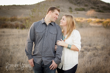 Engagement Portraits | Mission Trails | Santee, CA-31