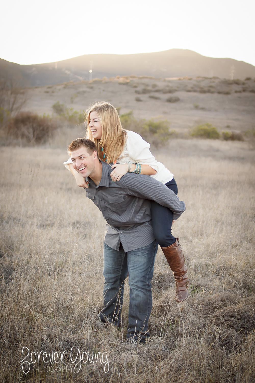 Engagement Portraits | Mission Trails | Santee, CA-32