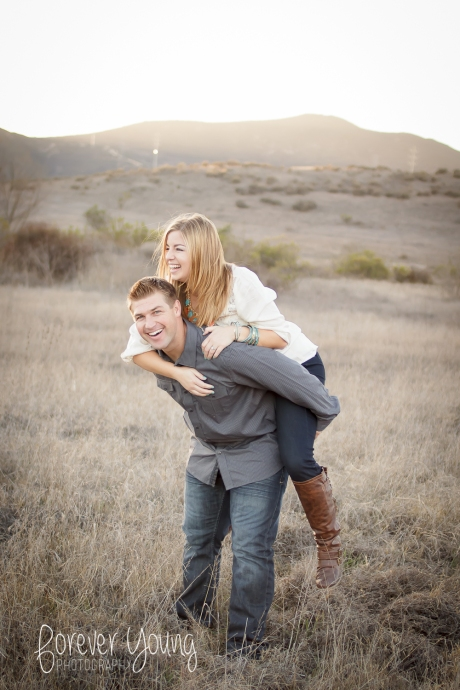 Engagement Portraits | Mission Trails | Santee, CA-33
