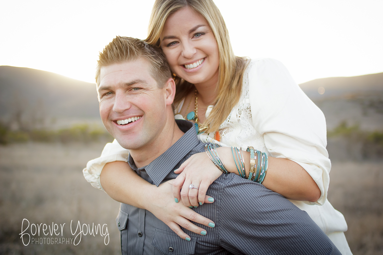 Engagement Portraits | Mission Trails | Santee, CA-34