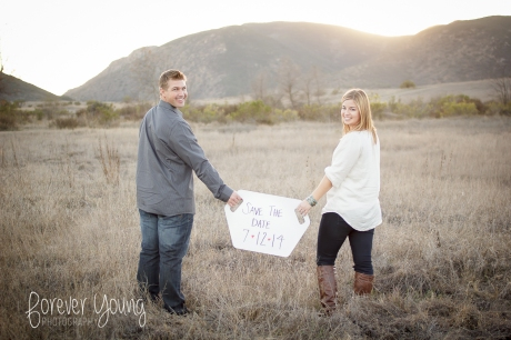 Engagement Portraits | Mission Trails | Santee, CA-45