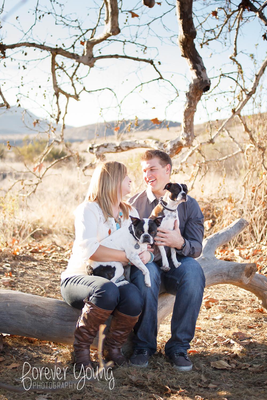 Engagement Portraits | Mission Trails | Santee, CA-5