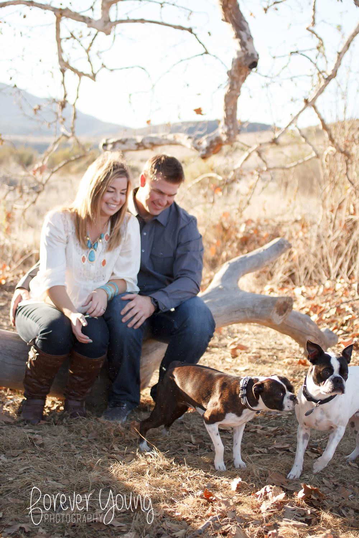 Engagement Portraits | Mission Trails | Santee, CA-7