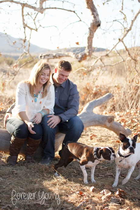 Engagement Portraits | Mission Trails | Santee, CA-7