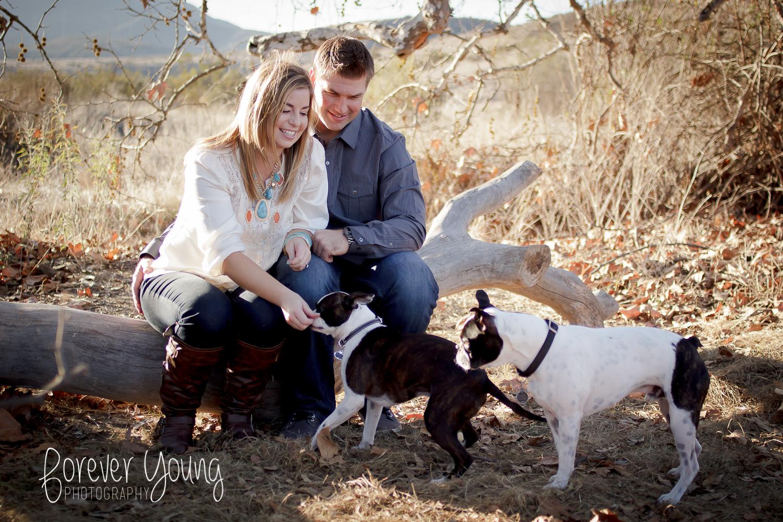 Engagement Portraits | Mission Trails | Santee, CA-8