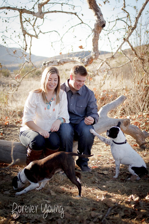 Engagement Portraits | Mission Trails | Santee, CA-9
