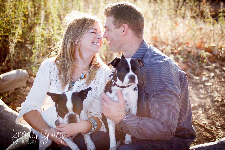 Engagement Portraits | Mission Trails | Santee, CA