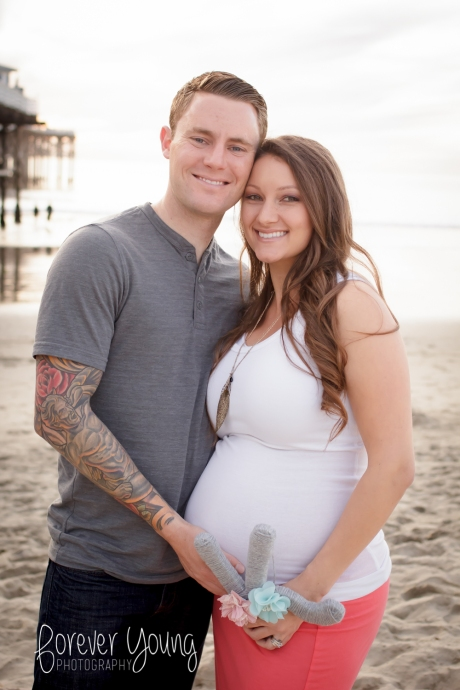 Maternity Portraits | Pacific Beach | San Diego, CA-11