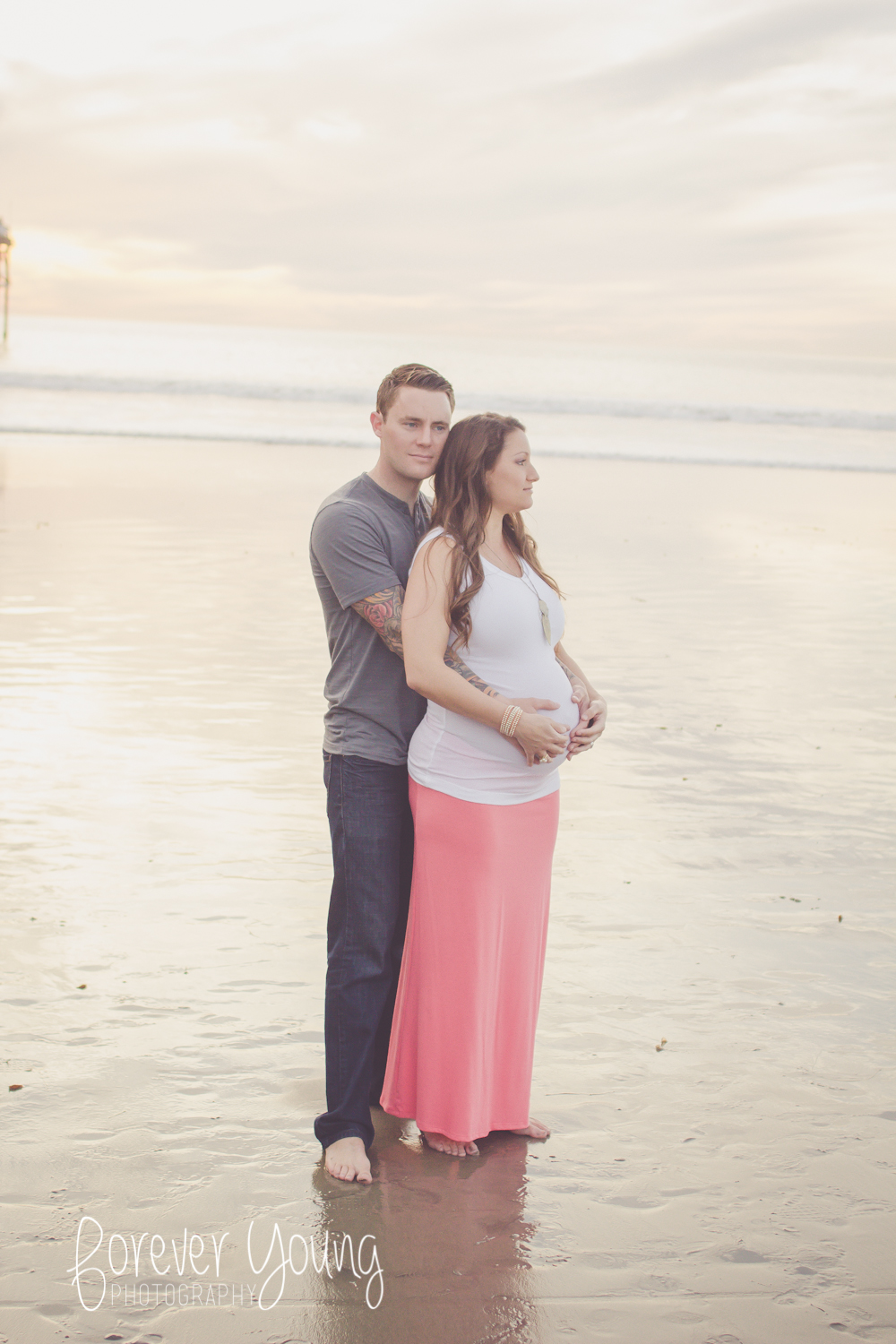 Maternity Portraits | Pacific Beach | San Diego, CA-27