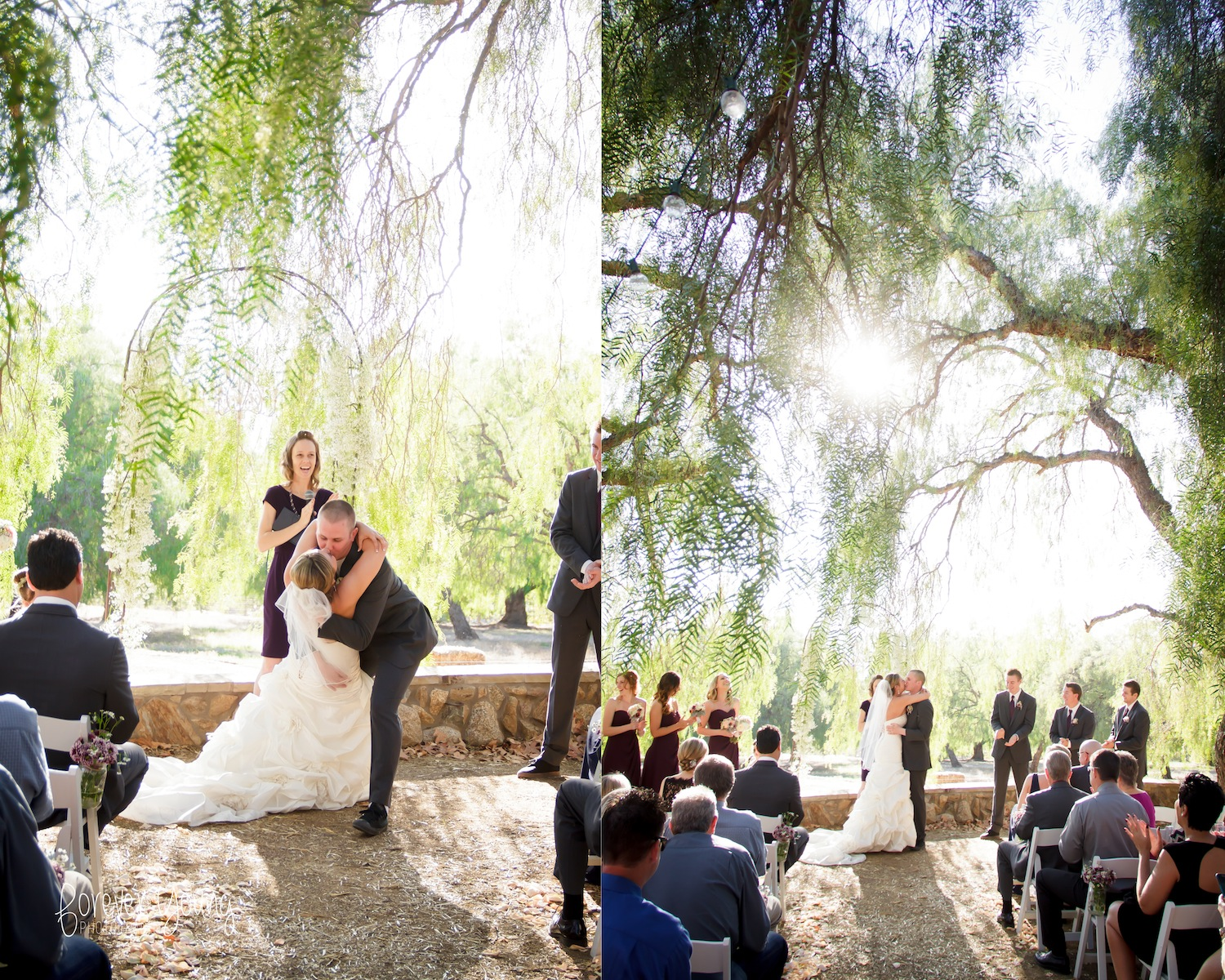 Taylor & Travis York | Red Barn Ranch Wedding | San Diego, CA 11