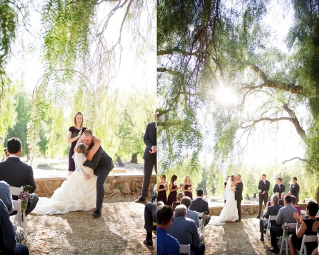 Taylor & Travis York | Red Barn Ranch Wedding | San Diego, CA 11