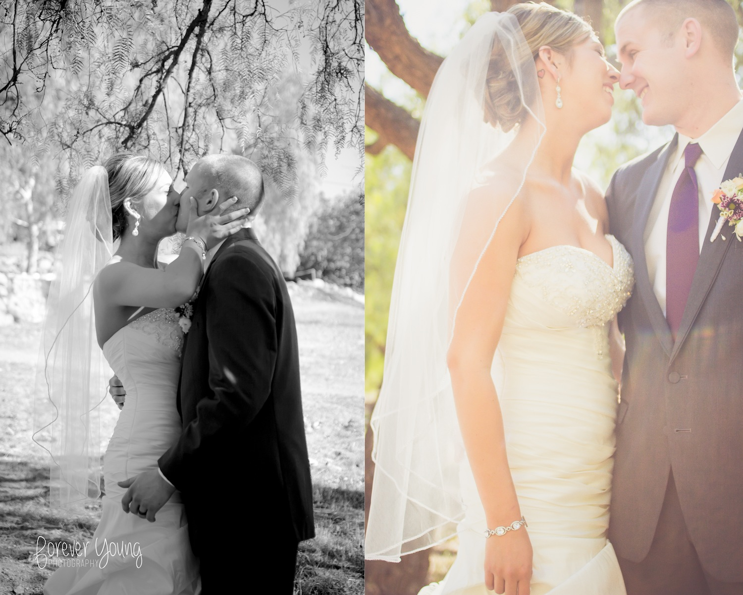 Taylor & Travis York | Red Barn Ranch Wedding | San Diego, CA 3