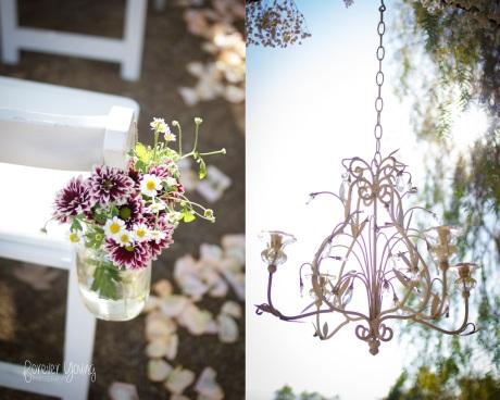 Taylor & Travis York | Red Barn Ranch Wedding | San Diego, CA 6