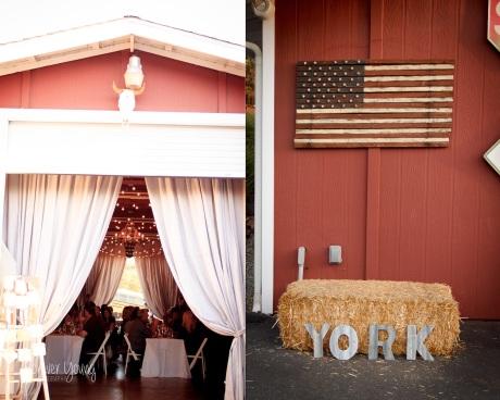 Taylor & Travis York | Red Barn Ranch Wedding | San Diego, CA 7