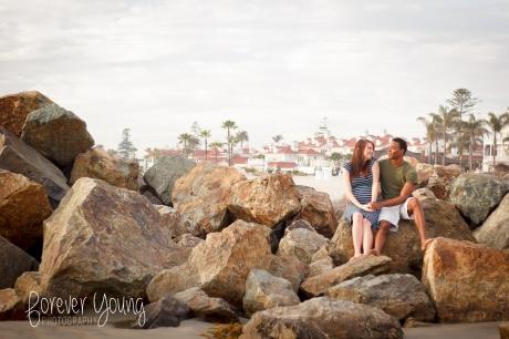 Maternity Portraits | Hotel Del | San Diego, CA-11