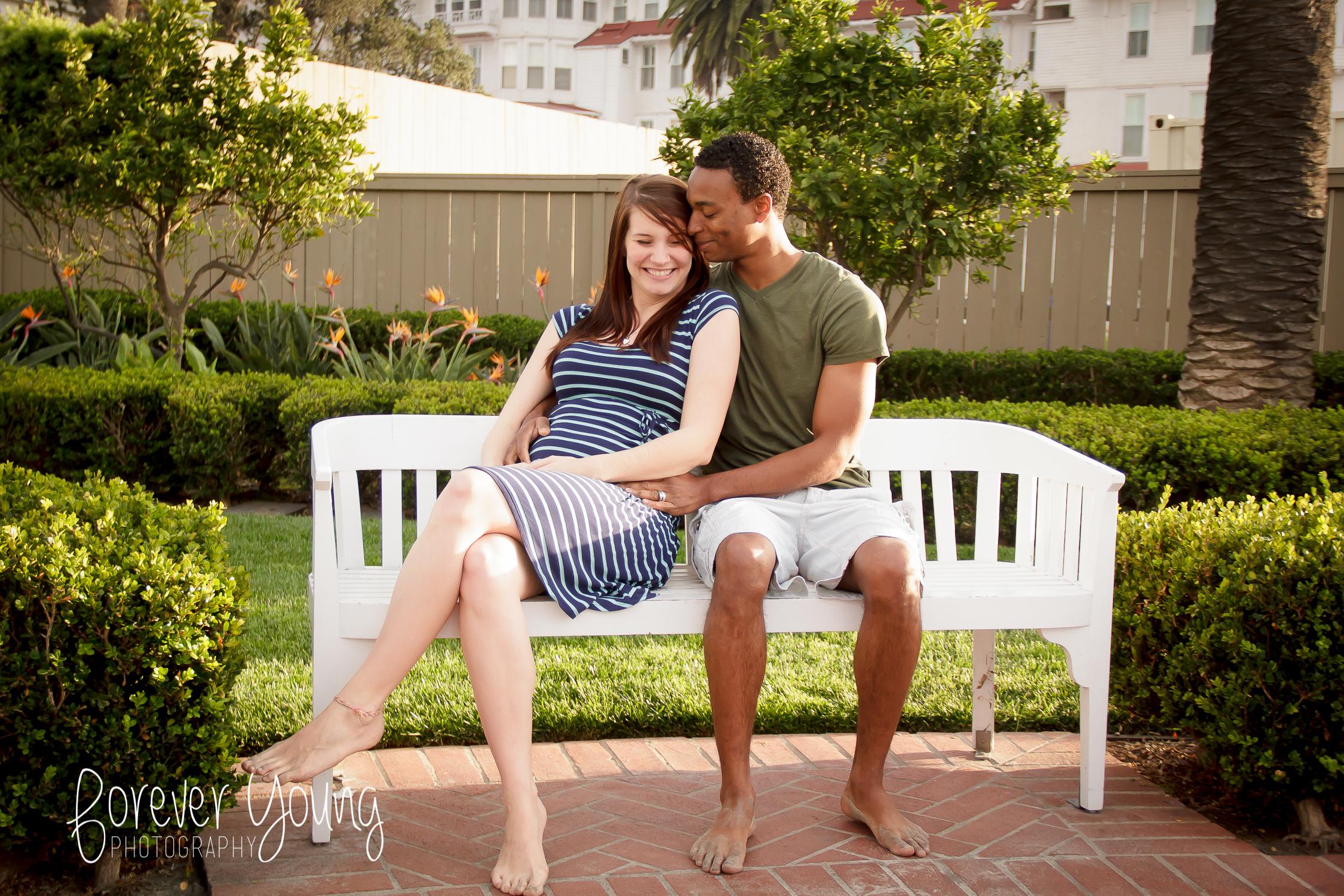 Maternity Portraits | Hotel Del | San Diego, CA-16