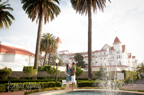 Maternity Portraits | Hotel Del | San Diego, CA-18
