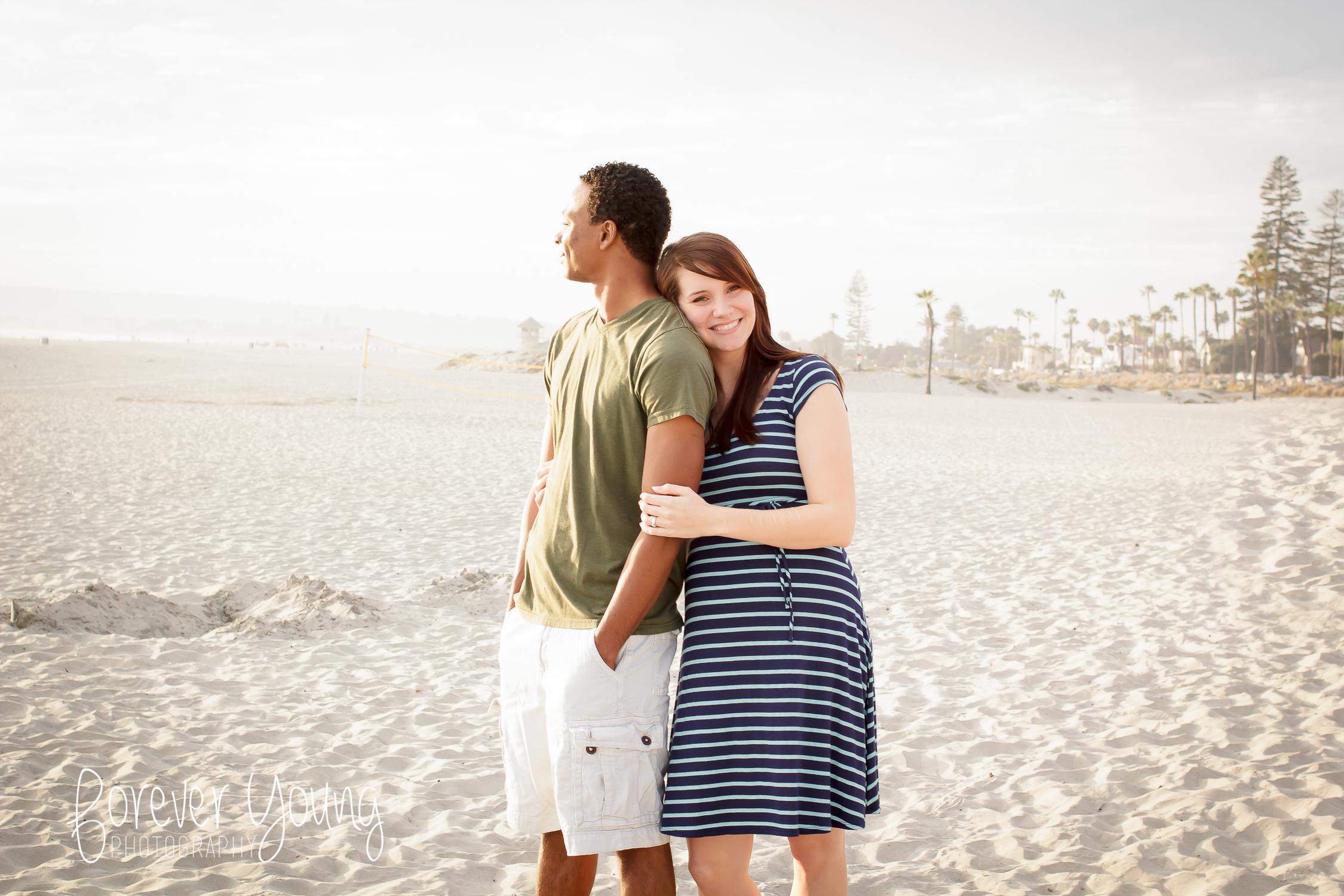 Maternity Portraits | Hotel Del | San Diego, CA-23