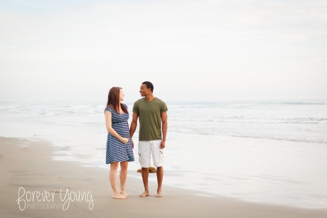 Maternity Portraits | Hotel Del | San Diego, CA