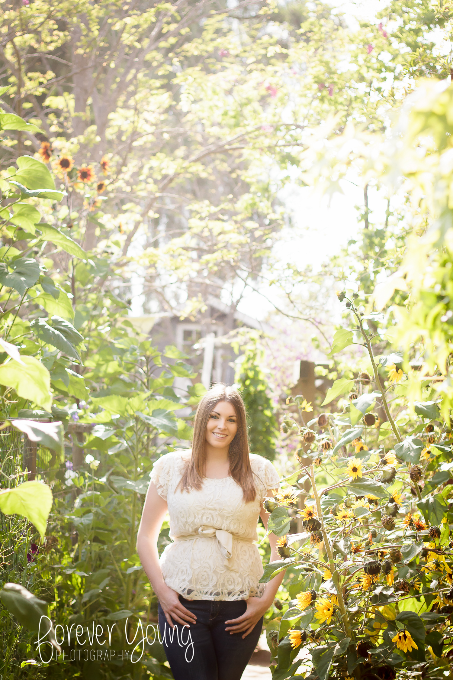 Madison Senior Portraits | Summers Past Farm-30