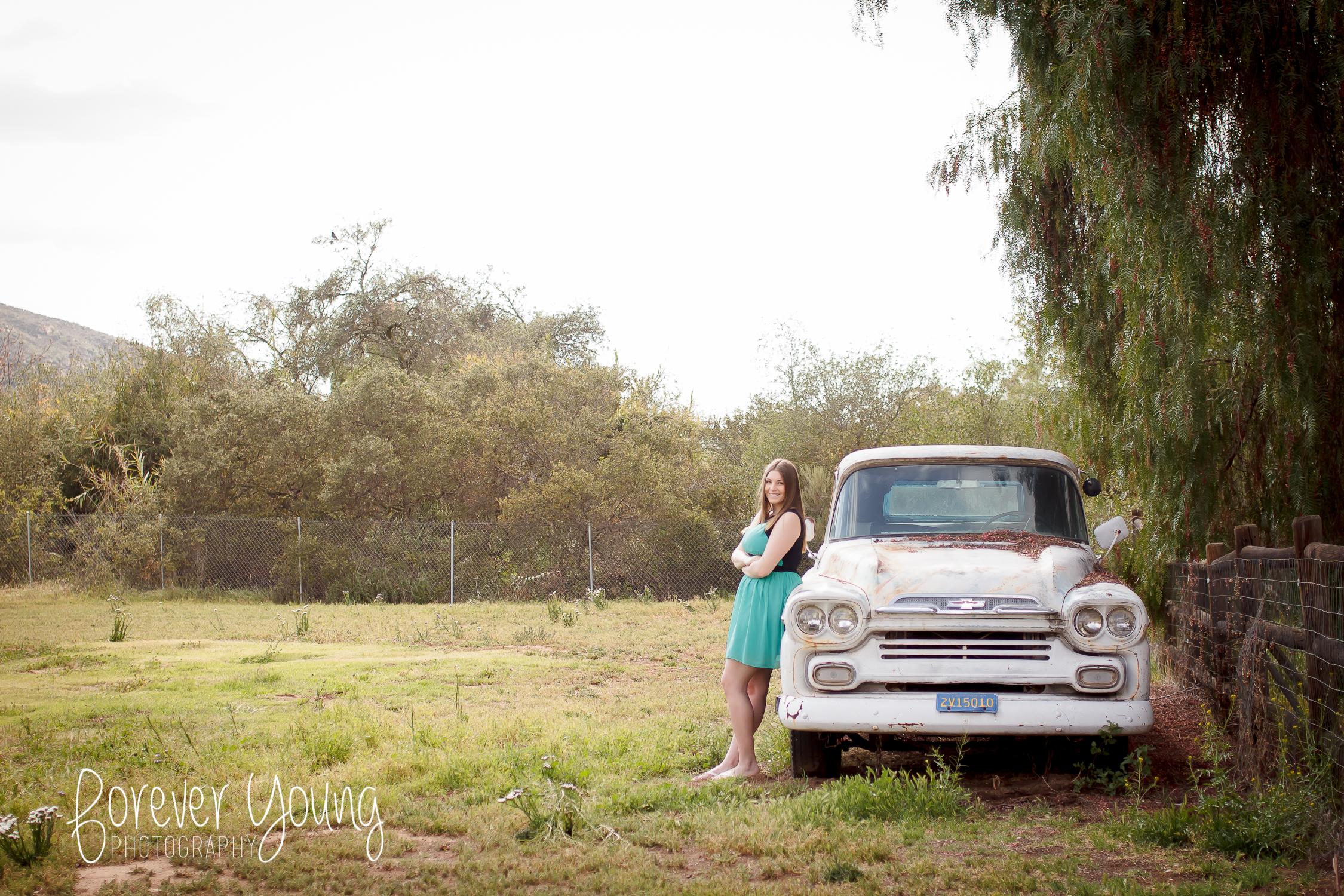 Madison Senior Portraits | Summers Past Farm-9