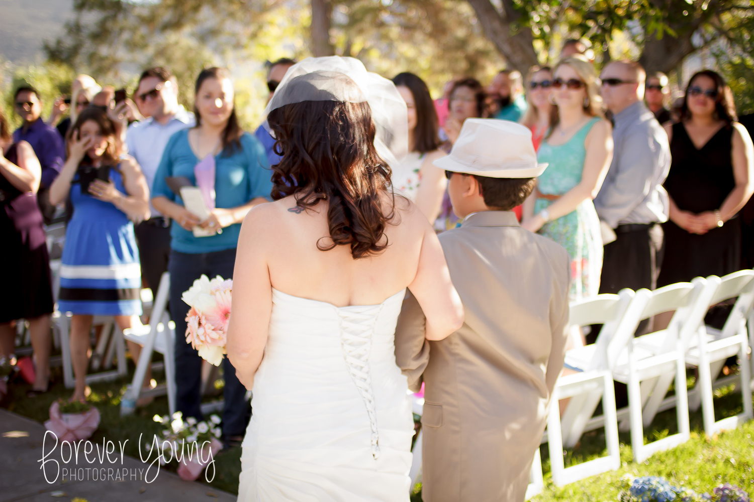 The Deapen Wedding | Carlton Oaks Golf Course Wedding-25