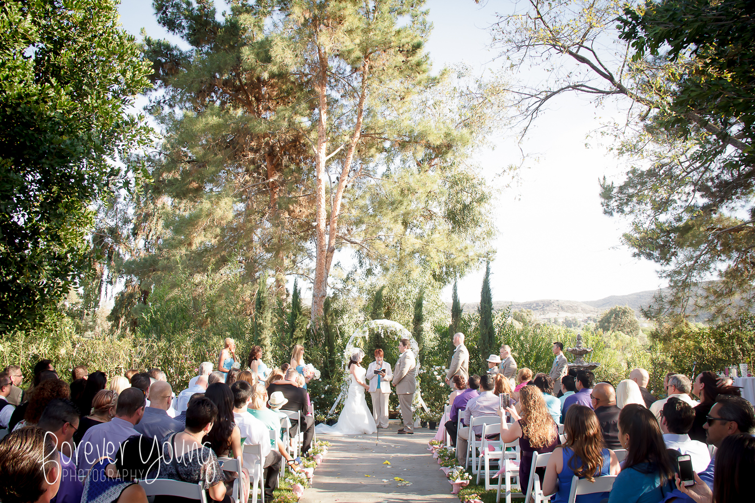The Deapen Wedding | Carlton Oaks Golf Course Wedding-27