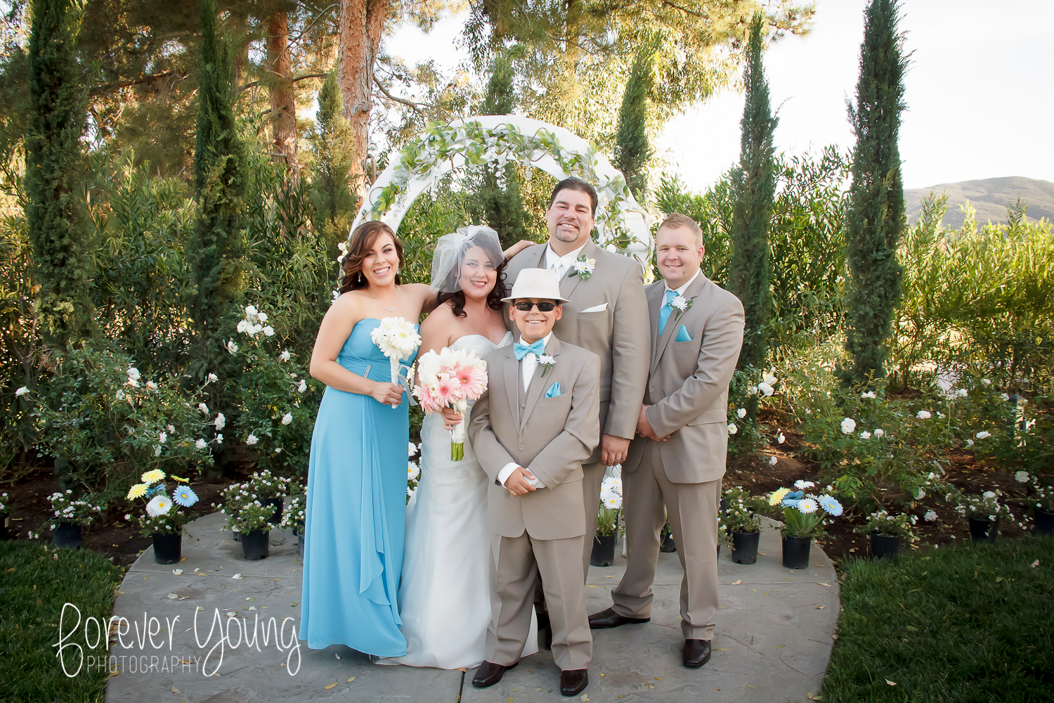 The Deapen Wedding | Carlton Oaks Golf Course Wedding-36