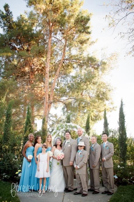 The Deapen Wedding | Carlton Oaks Golf Course Wedding-37