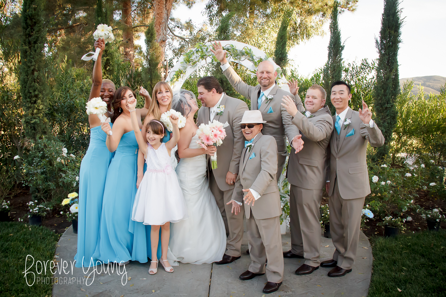 The Deapen Wedding | Carlton Oaks Golf Course Wedding-40