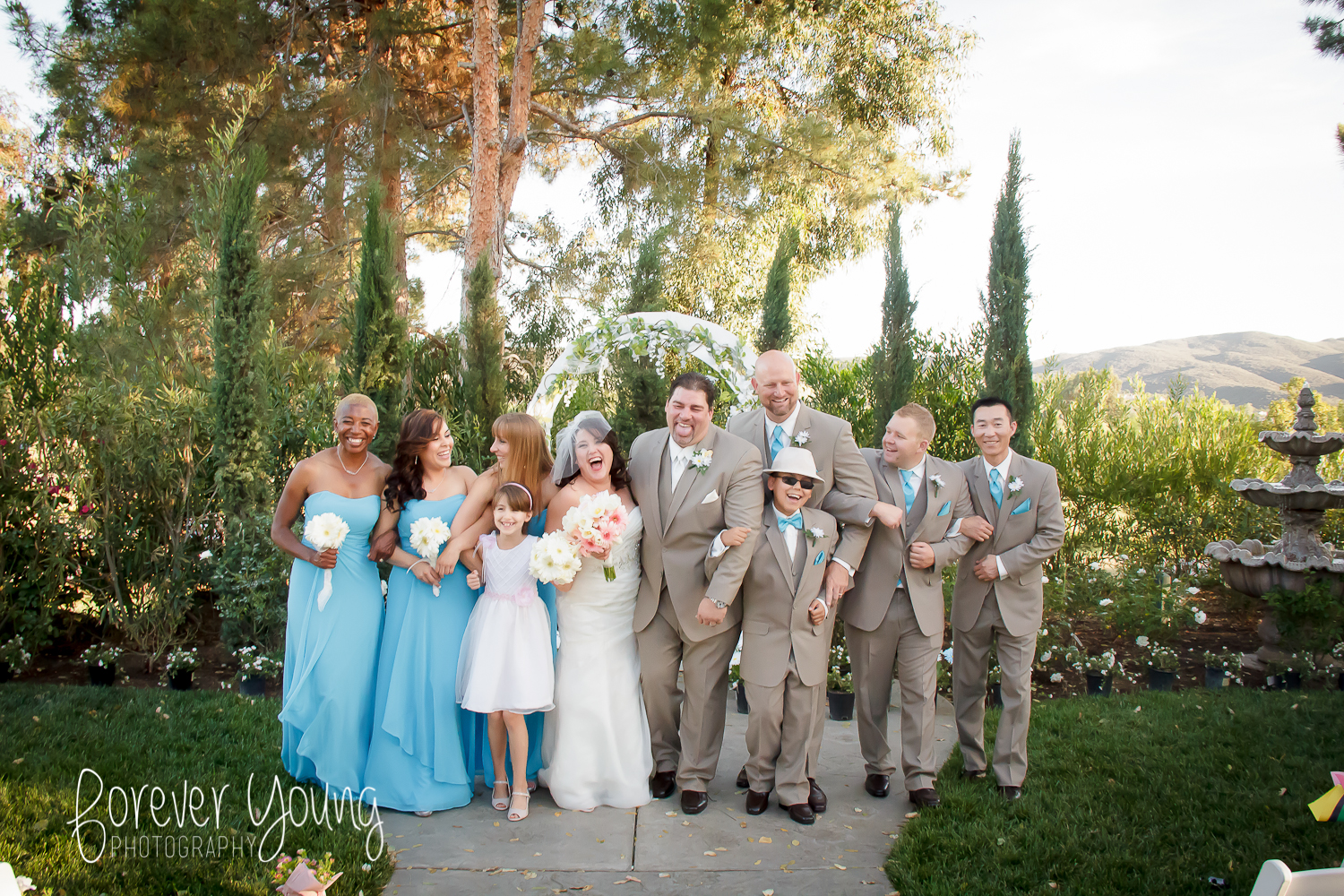 The Deapen Wedding | Carlton Oaks Golf Course Wedding-41