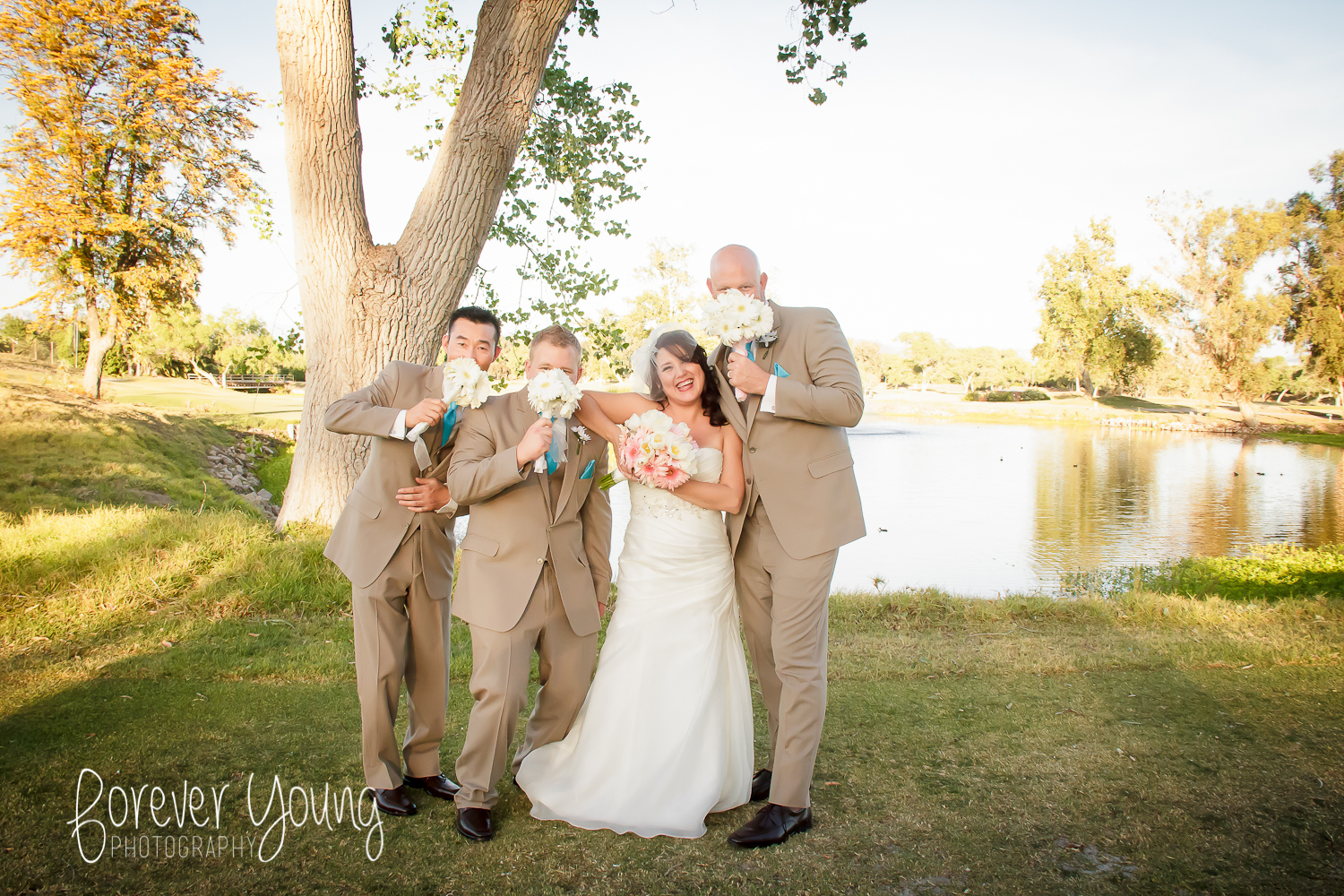 The Deapen Wedding | Carlton Oaks Golf Course Wedding-47