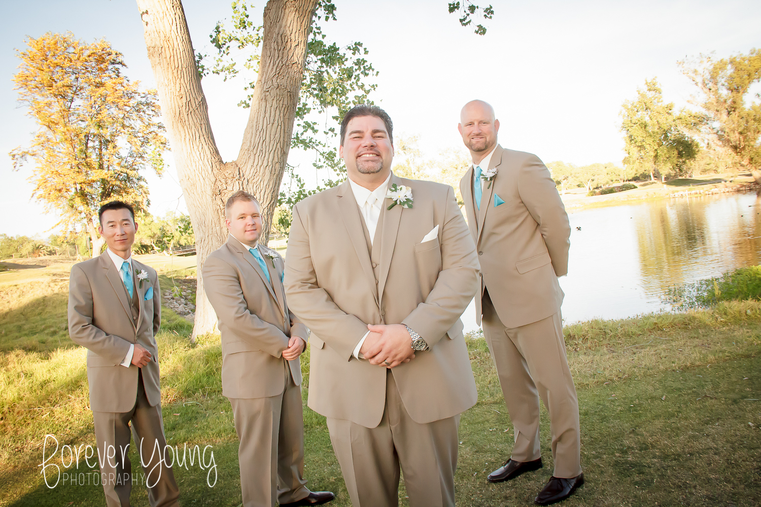 The Deapen Wedding | Carlton Oaks Golf Course Wedding-48