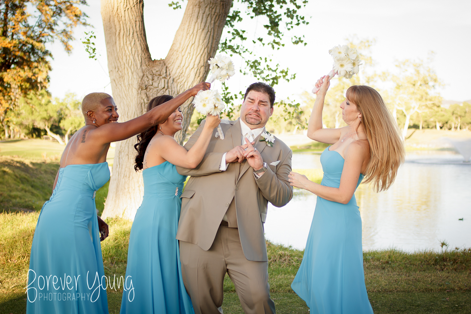 The Deapen Wedding | Carlton Oaks Golf Course Wedding-50
