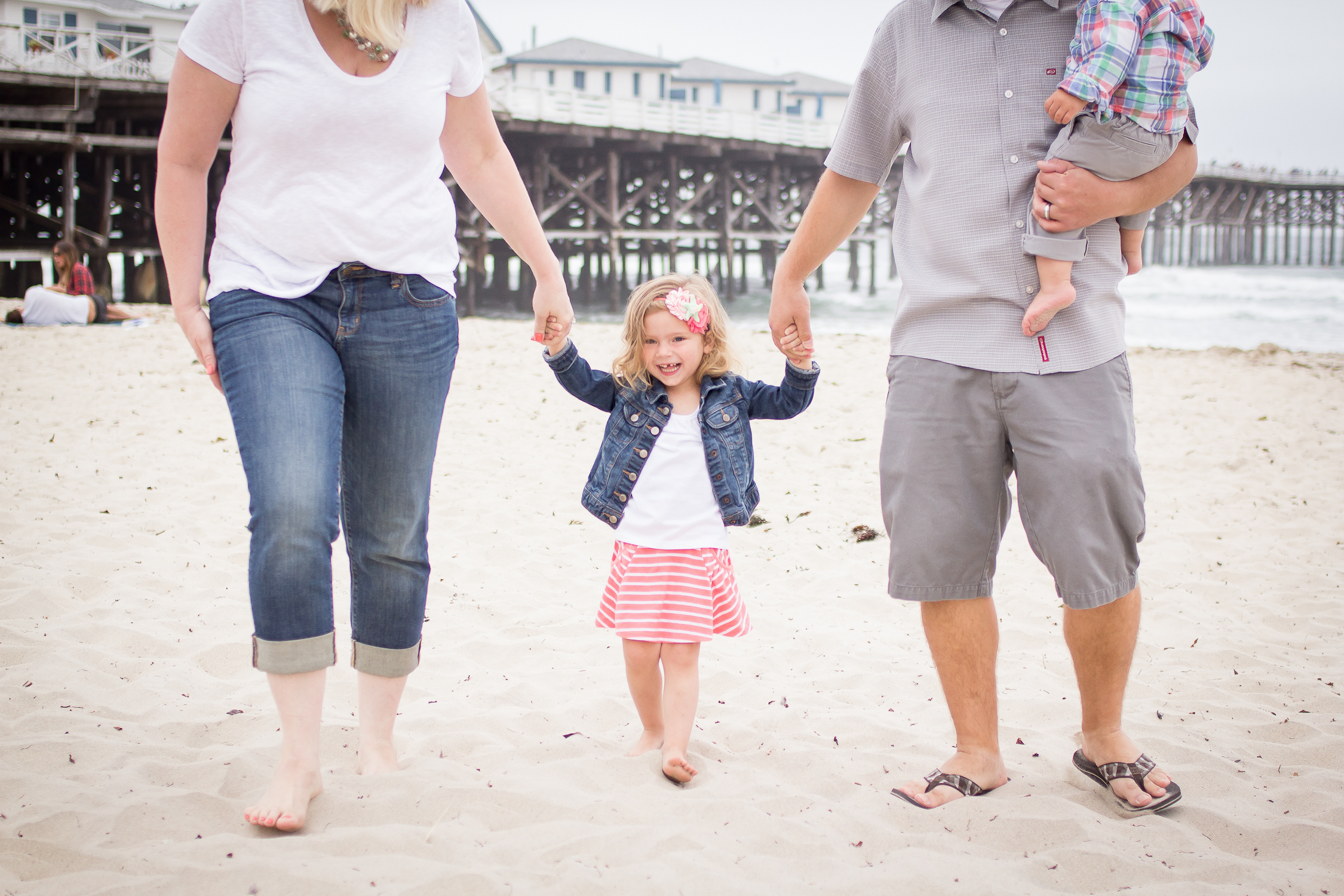 Family Portraits | Pacific Beach | Forever Young Photography By Paige-11