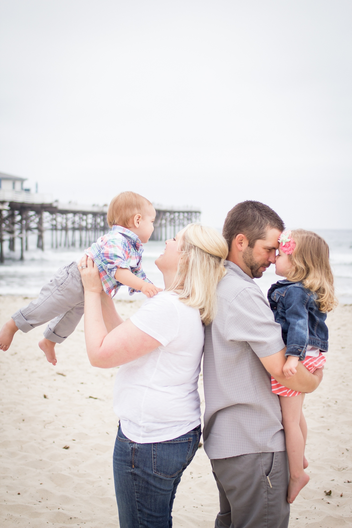 Family Portraits | Pacific Beach | Forever Young Photography By Paige-16